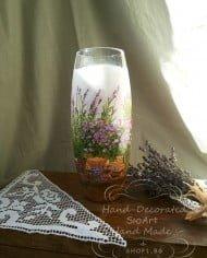 vaza-styklo-dekupaj-lavandula